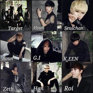 Target :3 ( kpop )