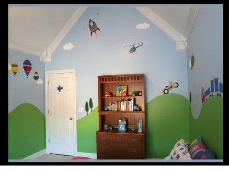 Kids Bedroom Stencils 15 best bedroom boy images on pinterest | children, home and nursery