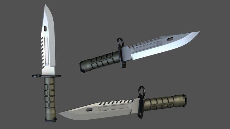 Army Knife, Henning Lande on ArtStation at https://www.artstation.com/artwork/army-knife-0513849a-a7b6-42d5-a18e-e4befb14cd22