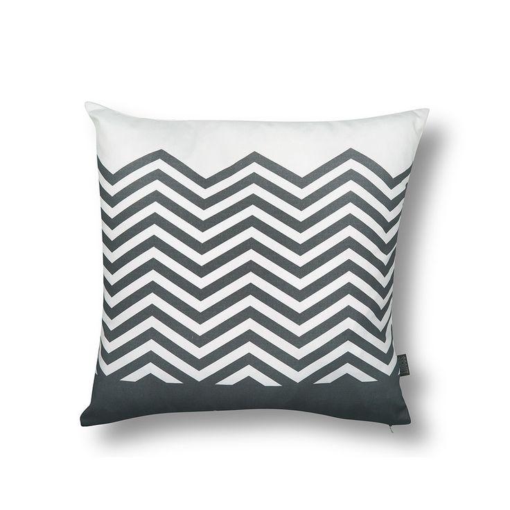 ZigZag Cushion Grey – SCOUT Lifestyle www.scoutlifestyle.com