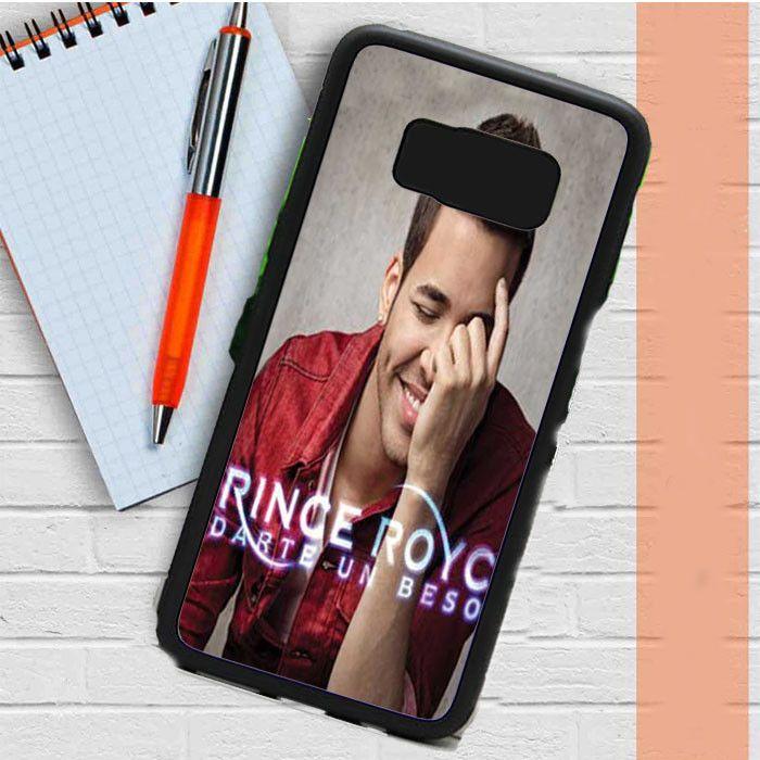 Prince Royce Darte Un Beso Samsung Galaxy S8 Plus Case Casefreed