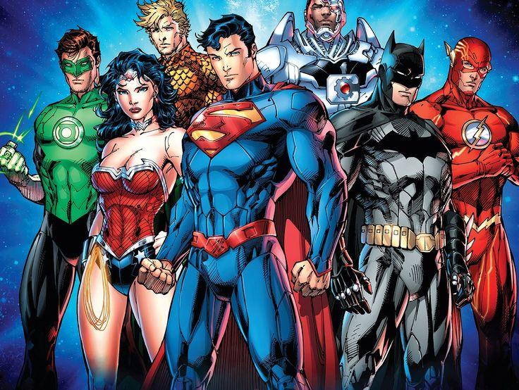 DC Comics Quiz