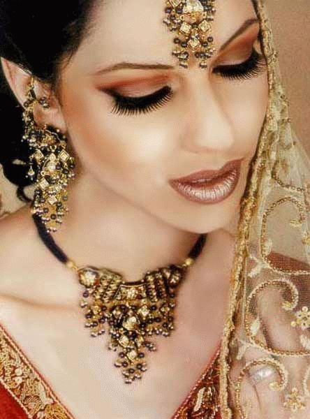 1000+ ideas about Indian Wedding Makeup on Pinterest ...