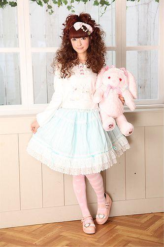 ❤ fLeuritta ❤: Lolita Fashion | The Cutest Ms. Misako Aoki