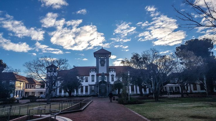 #UFStoday - Bloemfontein Campus (University of the Free State, UFS) Submitted by Gerduan Kemp