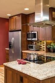 Image result for microwave placement options