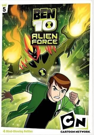Warner Ben 10 Alien Force: Vol 5