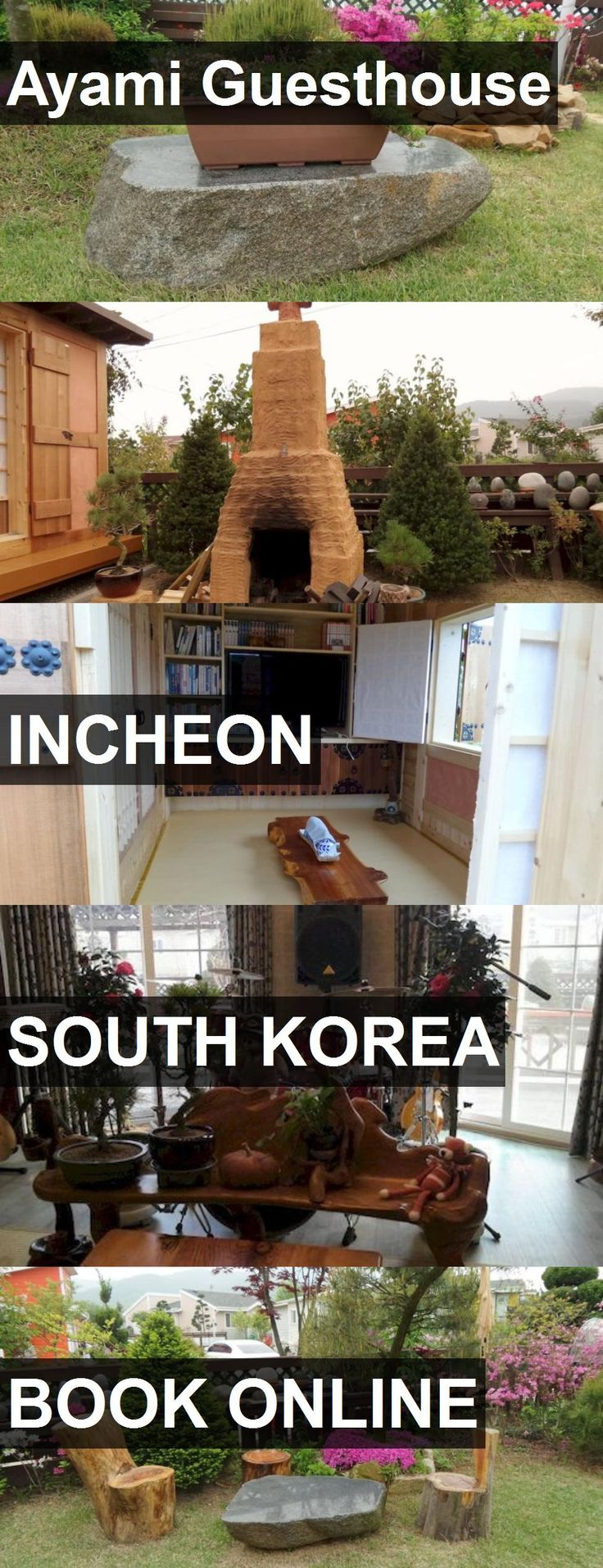 Hotel Ayami Guesthouse in Incheon, South Korea. For more information, photos, reviews and best prices please follow the link. #SouthKorea #Incheon #travel #vacation #hotel