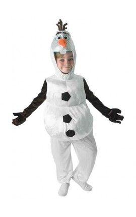 Disfraz de Olaf de la película Frozen - Disfraces de Licencia