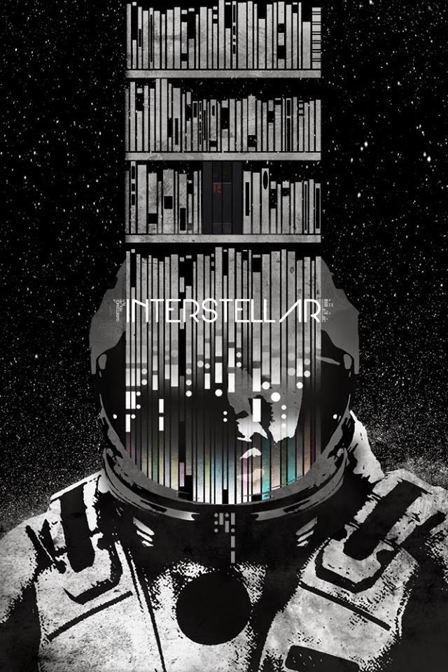 Interestelar (2014) - Dirigido por Christopher Nolan (via Filme Online Toca dos Cinéfilos on Facebook)
