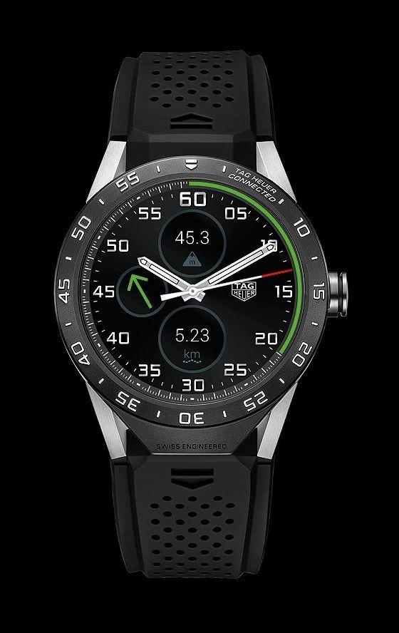 TAG Heuer lança seu primeiro Smartwatch                                                                                                                                                                                 Mais