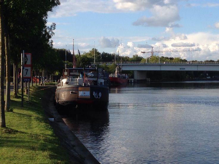 #VMrivertour in Bruges