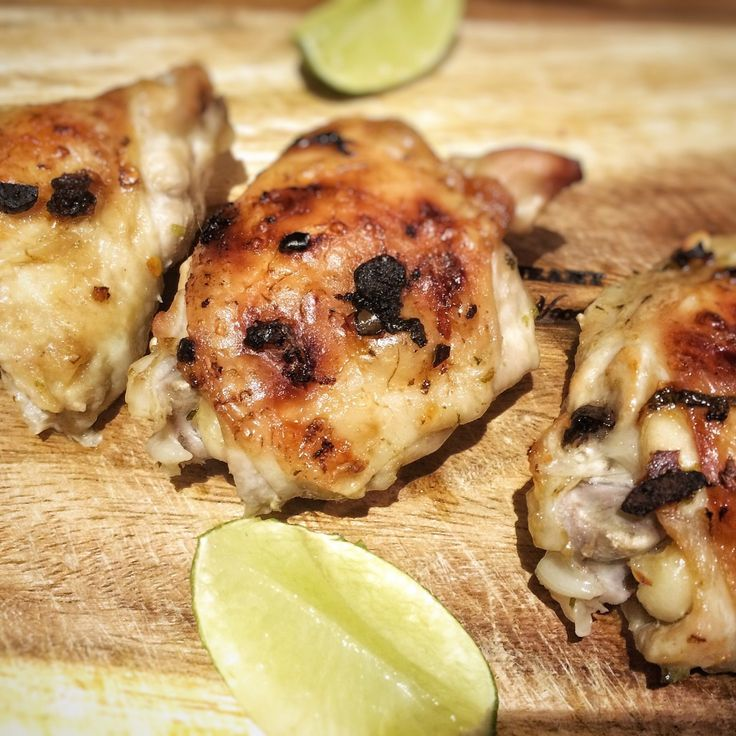 Chilli Lime Chicken Recipe - Quick and Easy Chicken recipe that has a nice Lime & Chilli kick - Loverly!! - amateurchef.co.uk