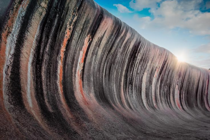 Wave Rock, Australia by Scott Barnett on 500px