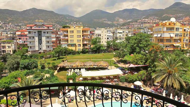 Hotel SunPark Garden - Alanya Turkey