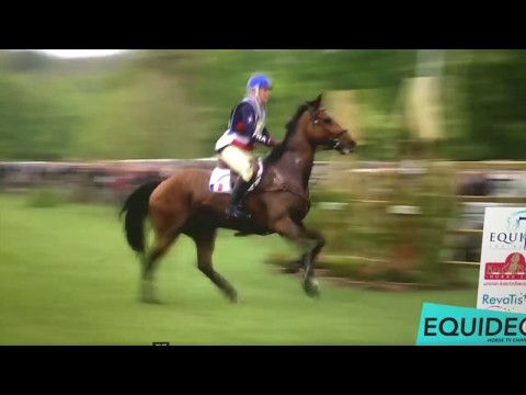 Badminton horse trials 2017 best falls and refusals cross country - YouTube