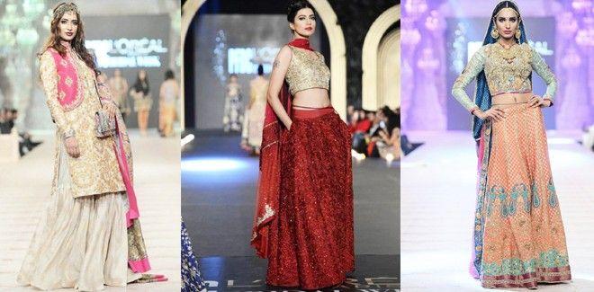 Zara Shahjahan Latest Bridal Dresses Collection 2016-2017
