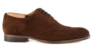 Chaussures richelieu homme cuir luxe Bexley