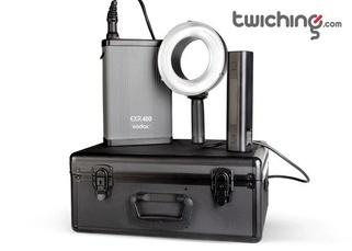 twiching:Portable Ring Flash Kit EXR400