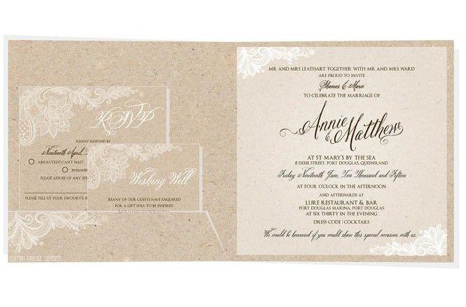 Vintage Bride ~ Calligraphy Wedding Invitations by Elliefont ~ [vintagebridemag.com.au] ~ #vintagebride #vintagewedding #vintagebridemagazine