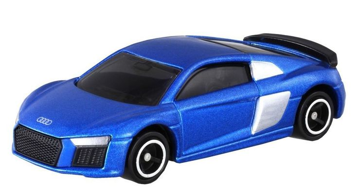 TAKARA TOMY Tomica No. 39 Audi R8 (Initial special specification) Japan F/S #TOMY #Cadillac