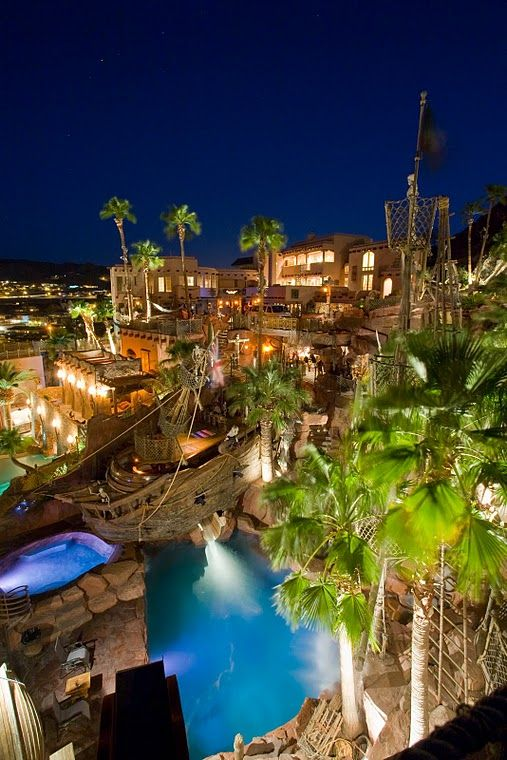 Pirates Cove, Boulder City, Nevada. I LOVE this place!! A friends family vacation house. Its an Adult play ground!!!...seriously. So thankful to have been able to stay there on several occasions. So many memories began there..