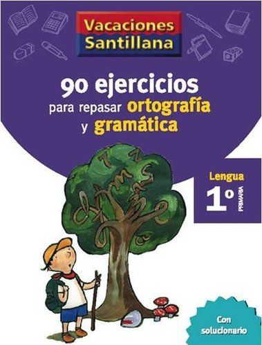 Pack Vacaciones Santillana: 1º Primaria [PDF][Español] Descargar Gratis                                                                                                                                                     Más