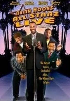 """Brian Hooks All Starz Live    - FULL MOVIE - Watch Free Full Movies Online: click and SUBSCRIBE Anton Pictures  FULL MOVIE LIST: www.YouTube.com/AntonPictures - George Anton -   """"Brian Hooks All Starz Live"""" is the stand-up comedy event of the year. The film is hosted by the hilarious Brian Hooks star of the widely popular UPN show """"Eve,"""" (Soul Plane, 3 Strikes, Nothin 2 Lose). Along with being the host, Brian Hooks kicks off the show with a stand up set that is gu.."""