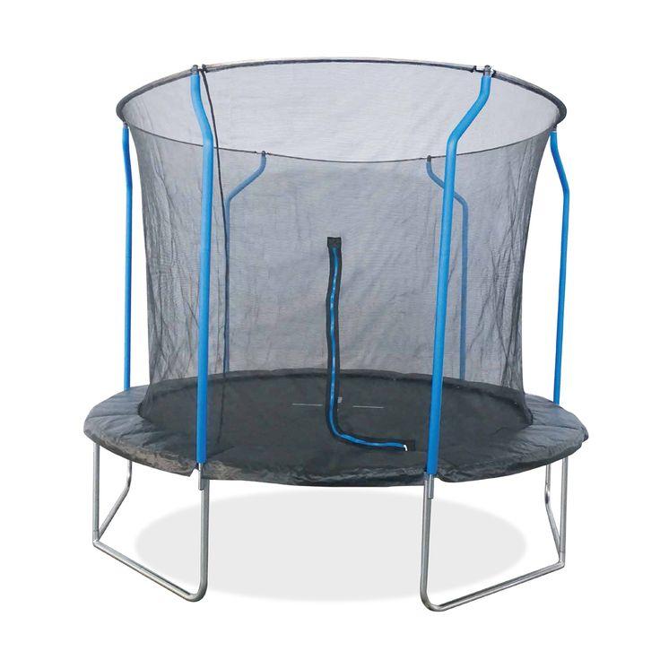 10ft Trampoline with Enclosure | Kmart