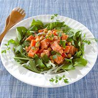 ダイエットや遅い夕食に。それだけでメインのボリュームたっぷり「おかずサラダ」レシピ
