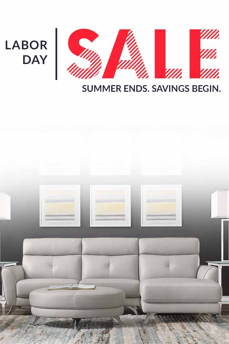 Celebrate Labor Day With Big Savings On Home Furniture At Rooms To