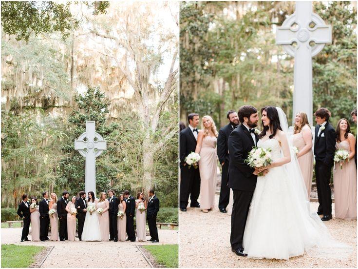 Fort frederica wedding