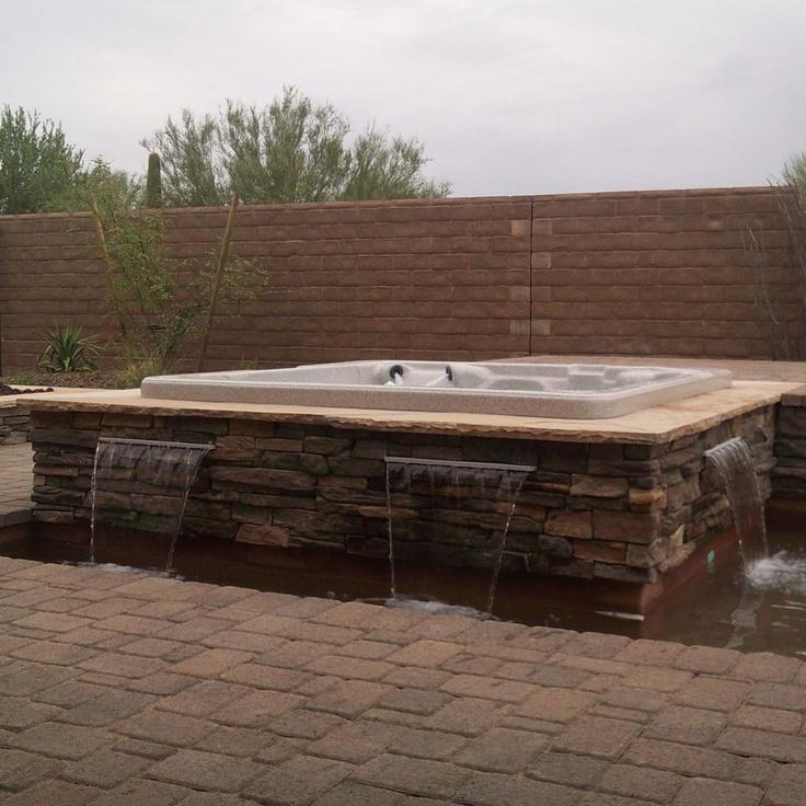 Az Swimming Pools: Sedona Spas, Arizona's Leading In Ground Spa Manufacturer
