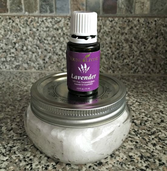 This DIY Coconut face wash with Young Living Lavender essential oils will leave your skin soft and smooth. You will love it!
