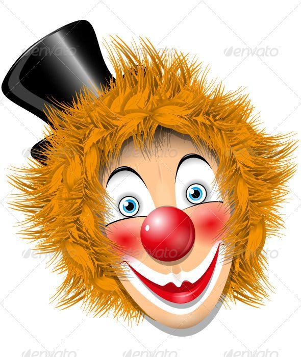 die besten 25 clown schminken vorlage ideen auf pinterest. Black Bedroom Furniture Sets. Home Design Ideas