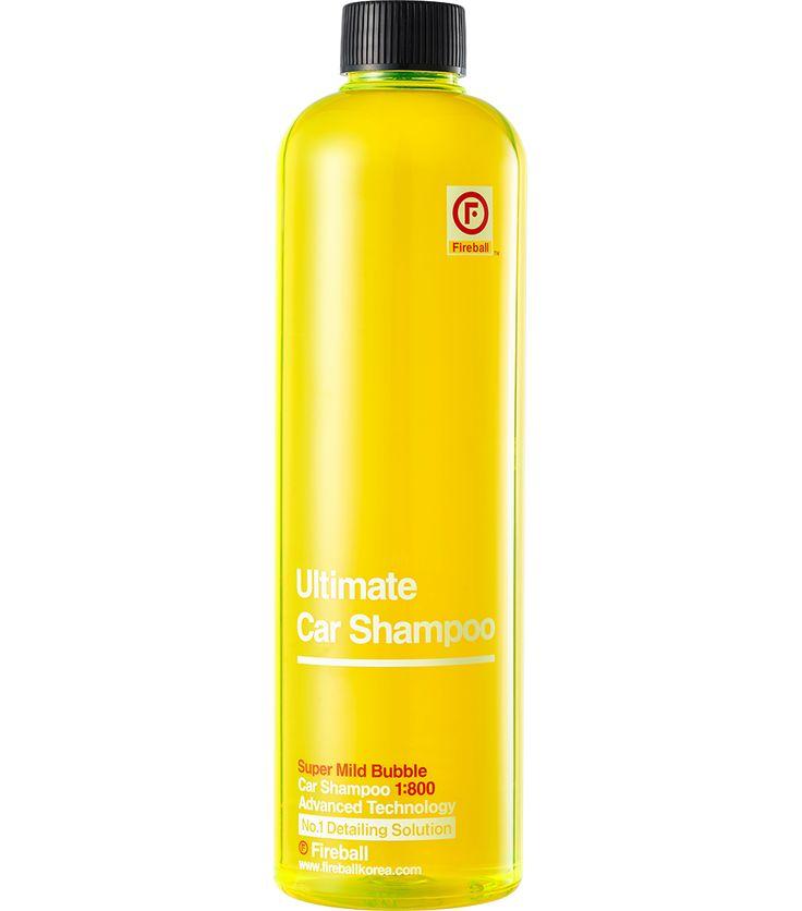 Ultimate Car Shampoo – Fireball – profesjonalne kosmetyki samochodowe oraz powłoki ceramiczne