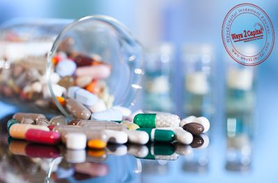 Sun Pharmaceutical Industries Ltd ended 2.8% higher at Rs. 777.3 after the US drug regulator gave a green signal to the company's generic Gleevec drug.