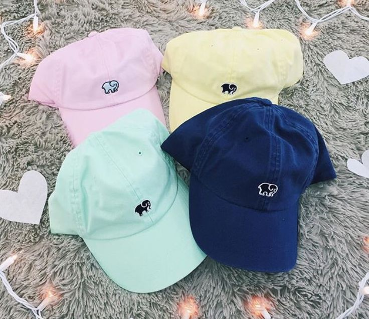Ivory Ella hats!!! I like them all but navy most and yellow least :)