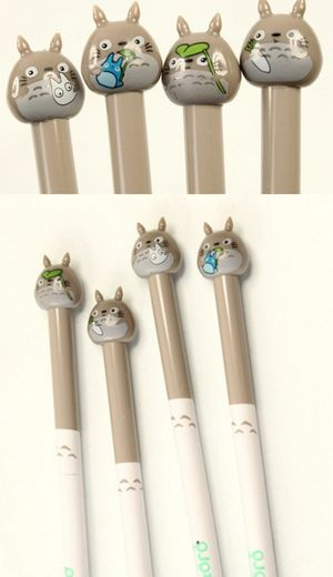 My Neighbour Totoro topper gel fine pen c.k. and modes 4 u