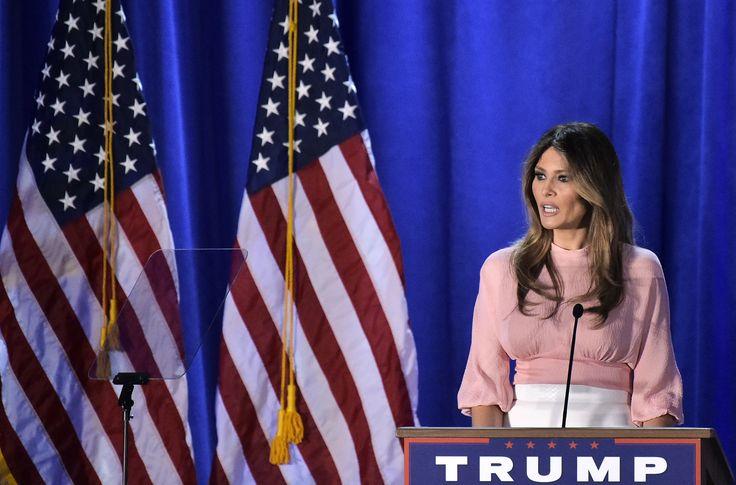Read Melania Trump's Campaign Speech Addressing Cyberbullying - TIME