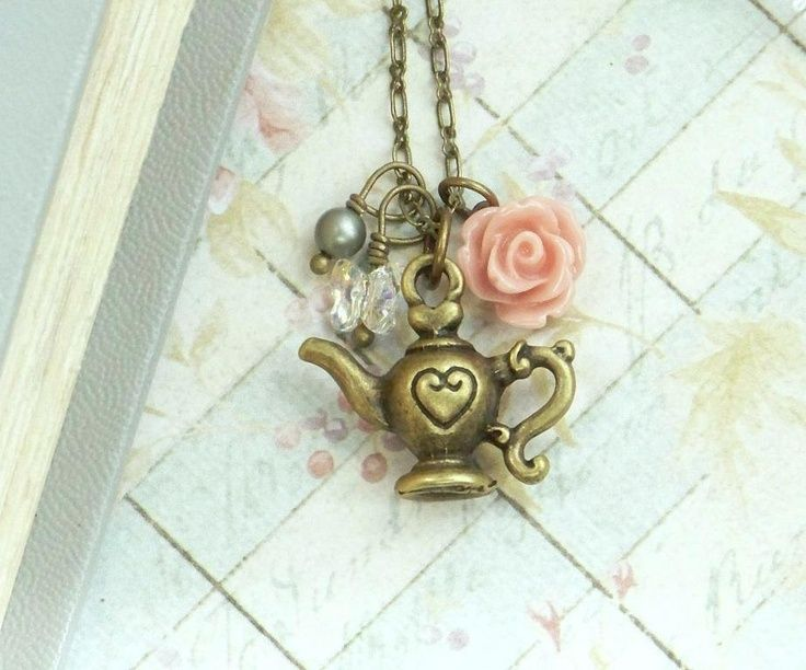 shabby chic jewelry - Google Search