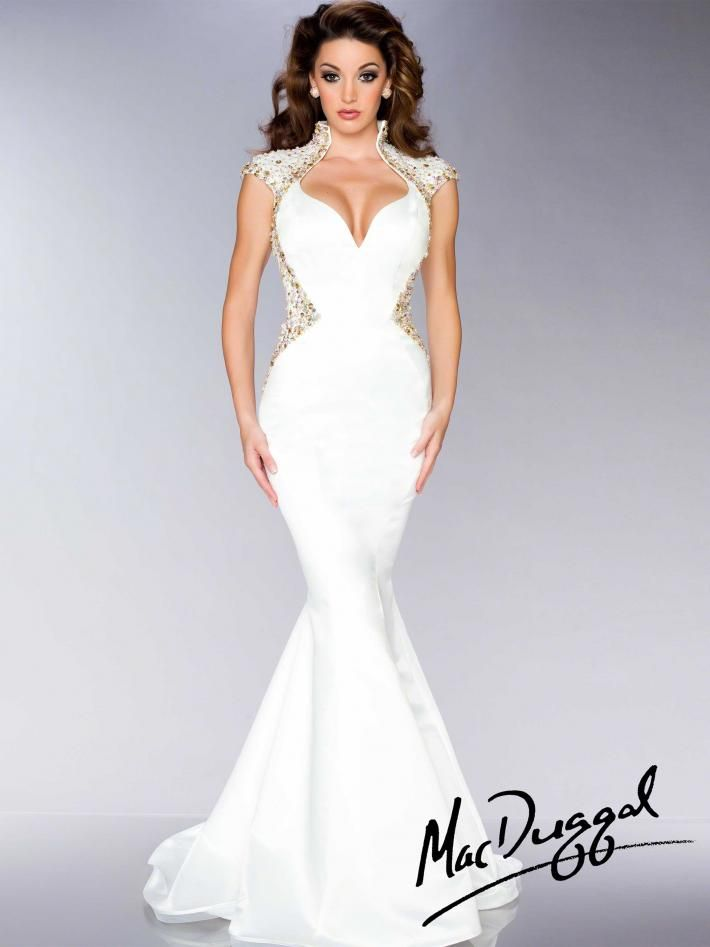 Pageant by Mac Duggal Style 43090P now in stock at Bri'Zan Couture, www.brizancouture.com