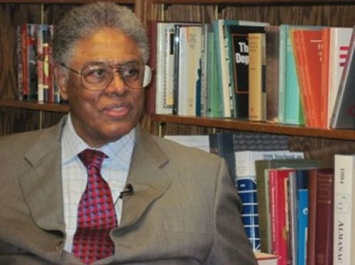 Thomas Sowell - pinned for Hamish (Thomas is his hero!)