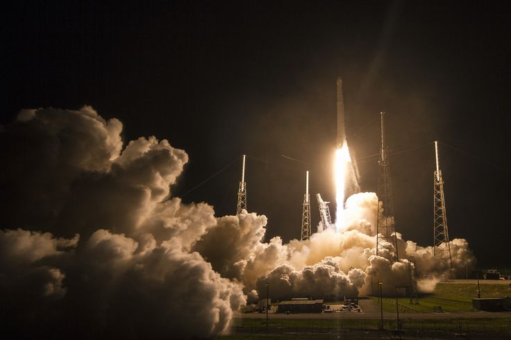CRS-9 | by Official SpaceX Photos