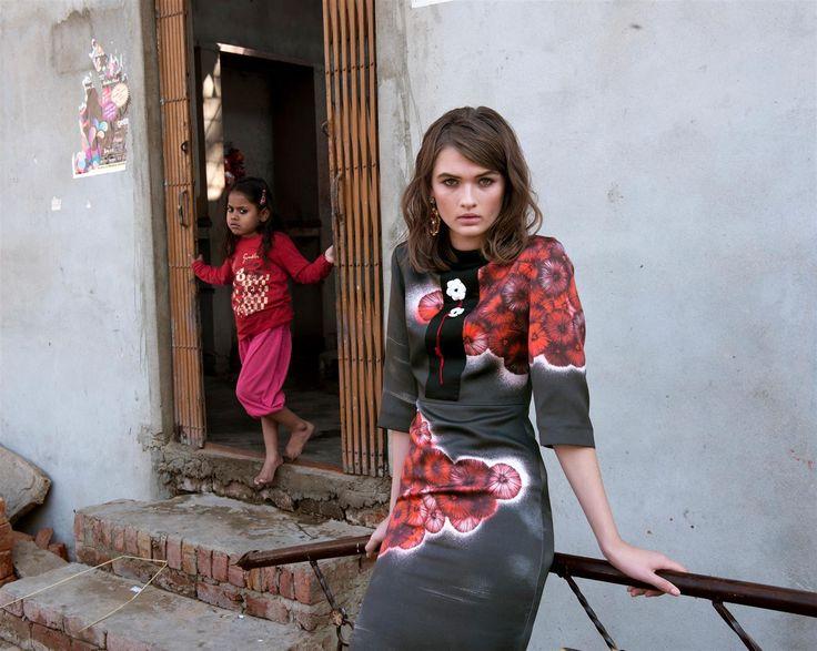 Art + Commerce - Artists - Photographers - Stephen Shore - Telegraph in Jaipur