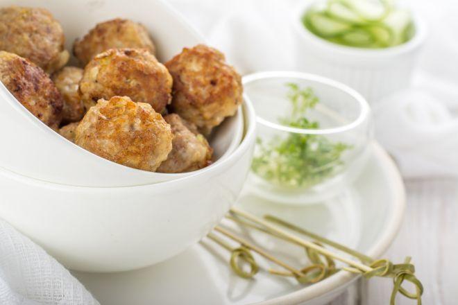 Polpette di carne bianca e riso per svezzamento 8 mesi | Mamma Felice
