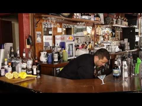 I don't do much alcohol, but when I do it's a Long Island.