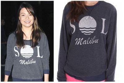 iCarly: Miranda Cosgrove SOL Malibu