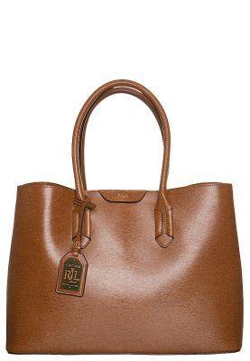 CITY - Shopping bag - tan/cocoa