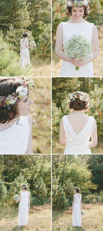 48cf38afc79 Romantic vintage wedding dresses by Lena Hoefs  dresses  hoefs  romantic   vintage  wedding